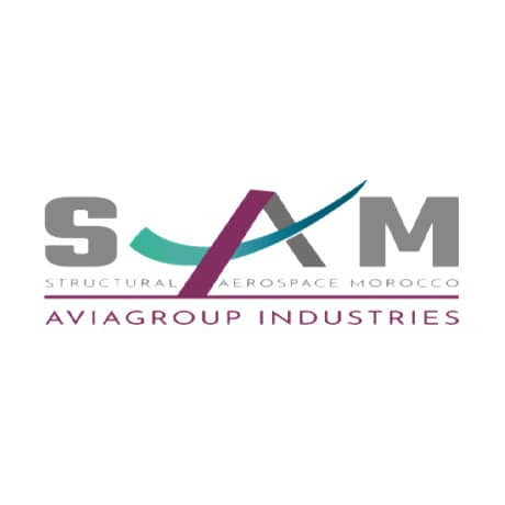 Logo Structural Aerospace Morocco